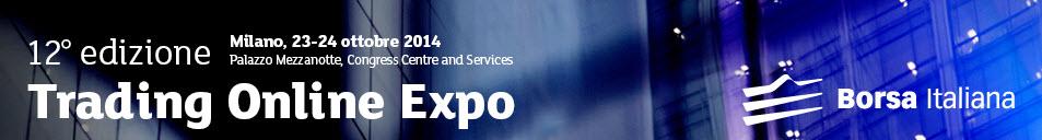 Quantirica al TolExpo con Banca Sella