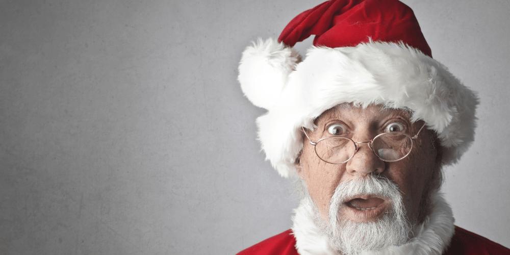 Rally di Natale mancato