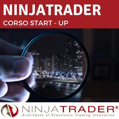 Corso per imparare NinjaTrader