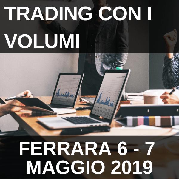 Corso di trading con i volumi e orderflow