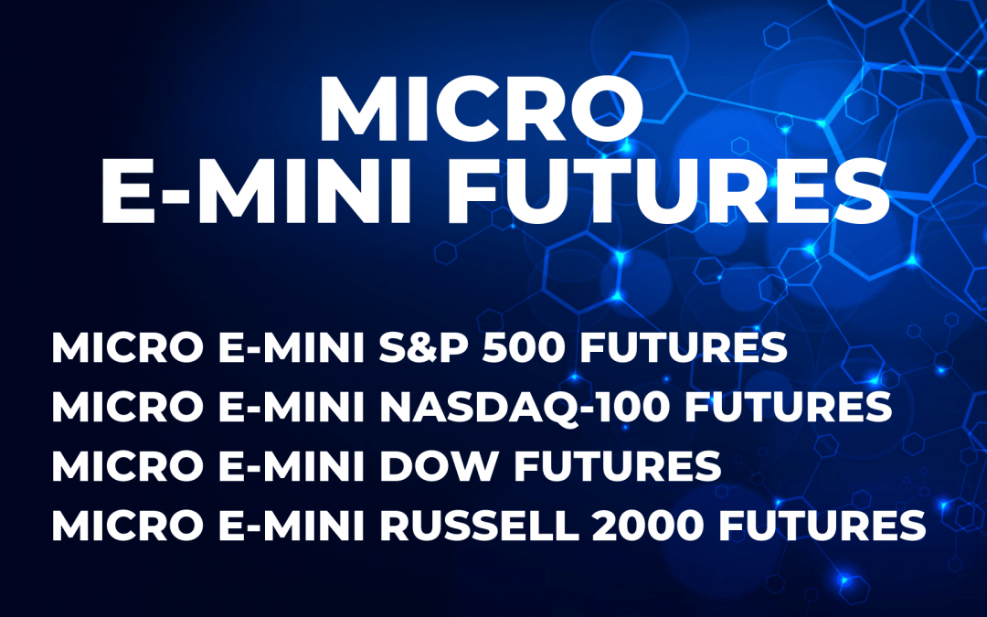 Micro e-mini futures index