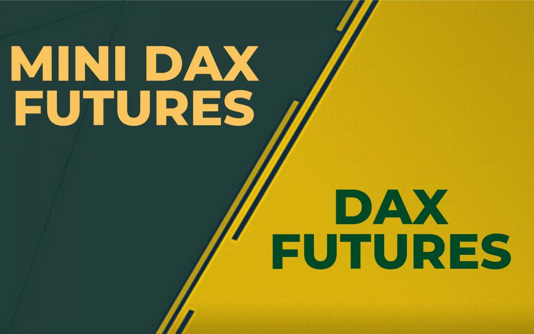 Mini DAX future e DAX future