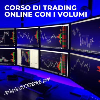 Corso di trading online con i volumi